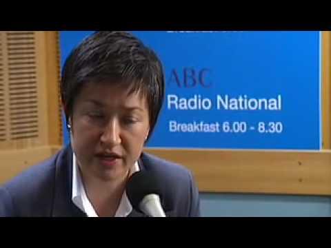 Penny Wong on $16.4 billion 'blowout' [SD] ABC RN Breakfast