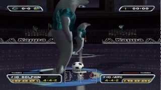 RedCard - Friendly Match: Team Dolphin VS Team Ape [HD]
