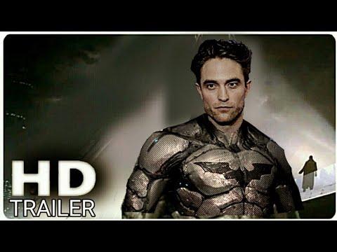 THE BATMAN – Teaser Trailer Dublado (2021) Robert Pattinson | Fan-edit