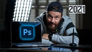 TOP 6 PHOTOSHOP 2021 - BRAND NEW FEATURES (explained!)