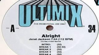 Janet Jackson   Alright Ultimix