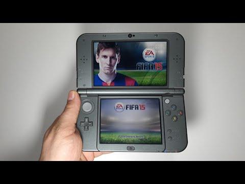 FIFA 15 | The New Nintendo 3DSXL Gameplay 2019