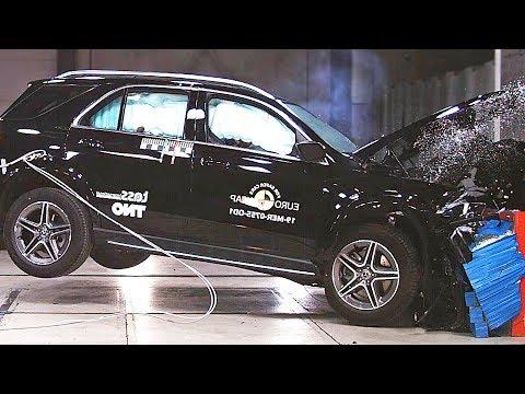 Crash Test 2019 MERCEDES GLE – Safe SUV???