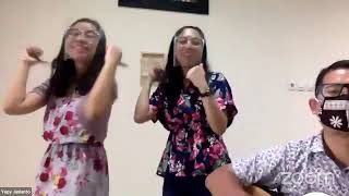 Ibadah Balita 25 Oktober 2020 | GKJW Rungkut