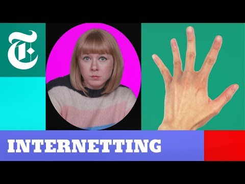 How Hands Became the Internet's New Selfie | Internetting Season 2