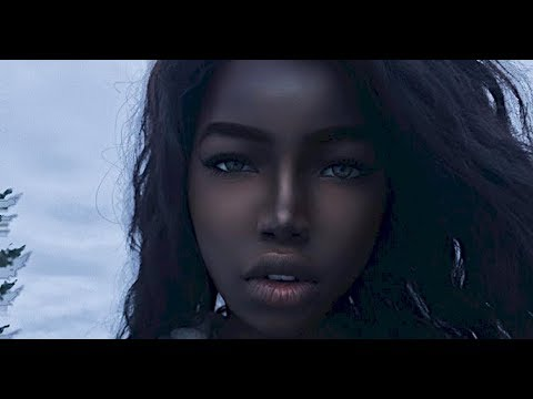 112 Most Beautiful Black Girls In The World | Dusky Women