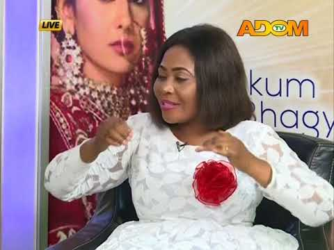 Kumkum Bhagya Chatroom on Adom TV (6-10-17)
