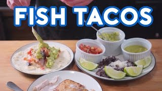 Binging with Babish: Fish Tacos from I Love You, Man