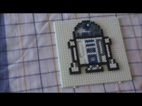 Stormtrooper Star Wars Hama Beads By Hamatiija Bugelperlen