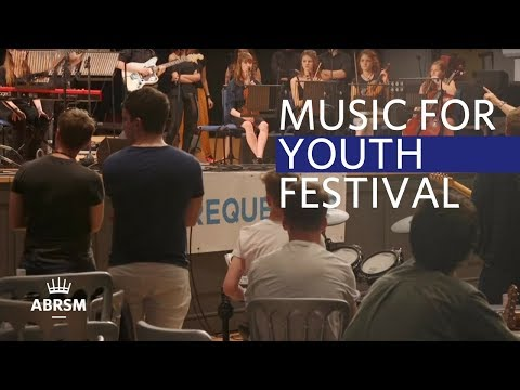 Workshop with Paul Griffiths  - Music for Youth Festival