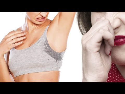 how to kill underarm odor