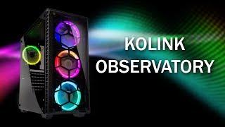 Kolink Observatory Midi Tower Preis Leistungsknaller - Caseking TV