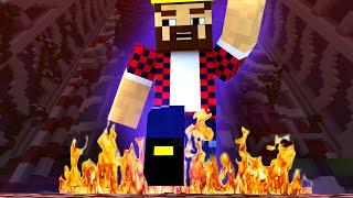 ЛАВОВЫЙ ПРЫЖОК - Minecraft Прохождение Карты