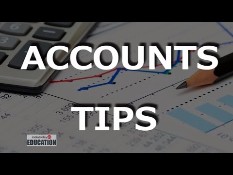 CBSE Class 12 Board Exam: Accountancy Tips