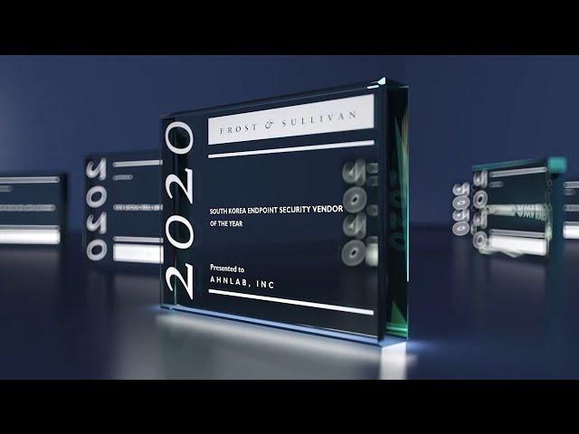 프로스트앤설리번 '2020 올해의 한국 엔드포인트 보안 기업' 수상 소감
