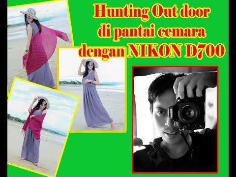 HUNTING OUTDOOR DI PANTAI CEMARA DENGAN NIKON D700