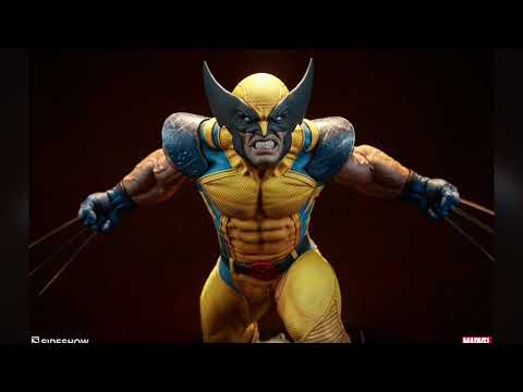 Sideshow Collectibles Wolverine Premium Format Statue - Studio Pics and Preorder Date Announcement