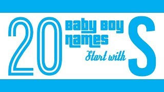 Baby Boy Names Start with S, Baby Boy Names, Name for Boys, Boy Names, Unique Boy Names, Boys Baby