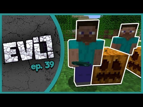Minecraft Evolution SMP - Piggy In the Middle - ep. 39