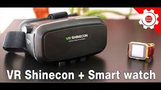 видео очки виртуальной реальности vr shinecon