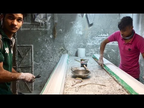 Gypsum Cornice Strip Tiles || Gypsum Cornice Work || Gypsum Cornice Making Design