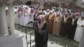 تلاوة خاشعة ليلة 12-9-1434 الشيخ سعود الشريم سورتي يوسف 54 والرعد 18 | HD