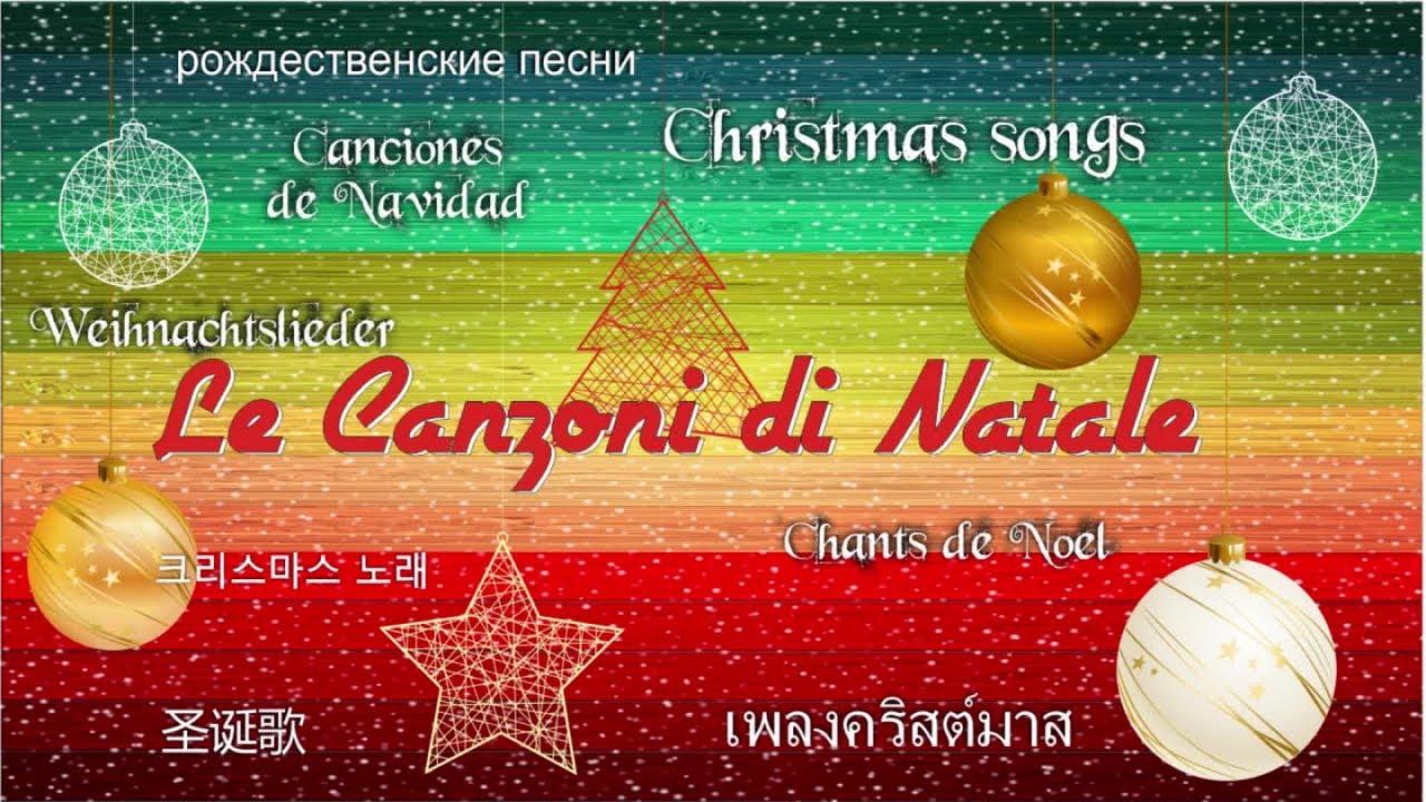 Le canzoni di Natale - Canzoni di Natale compilation