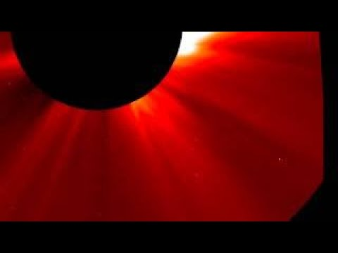 breaking news 54 PLANET SIZE ufo SHIPS ARE CURRENT SURROUNDING THE SUN make viral