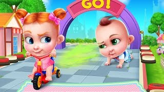 Baby Boss Care & Dress Up Android Gameplay #3