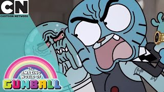 The Amazing World Of Gumball  | Work Life Is Hard! | Cartoon Network UK