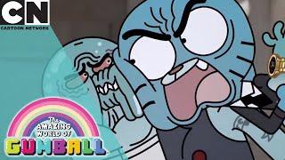 The Amazing World Of Gumball  | Work Life Is Hard! | Cartoon Network UK