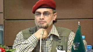 Zaid Hamid - An interview with Mark Glenn. Simply mind blowing. Part 1