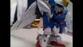 SD Gundam Wing Papercraft