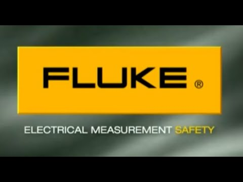 Electrical Measurement Safety By Fluke