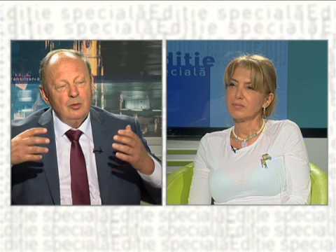 Interviu la TVR Cluj cu doctorul Tvica Berkovits