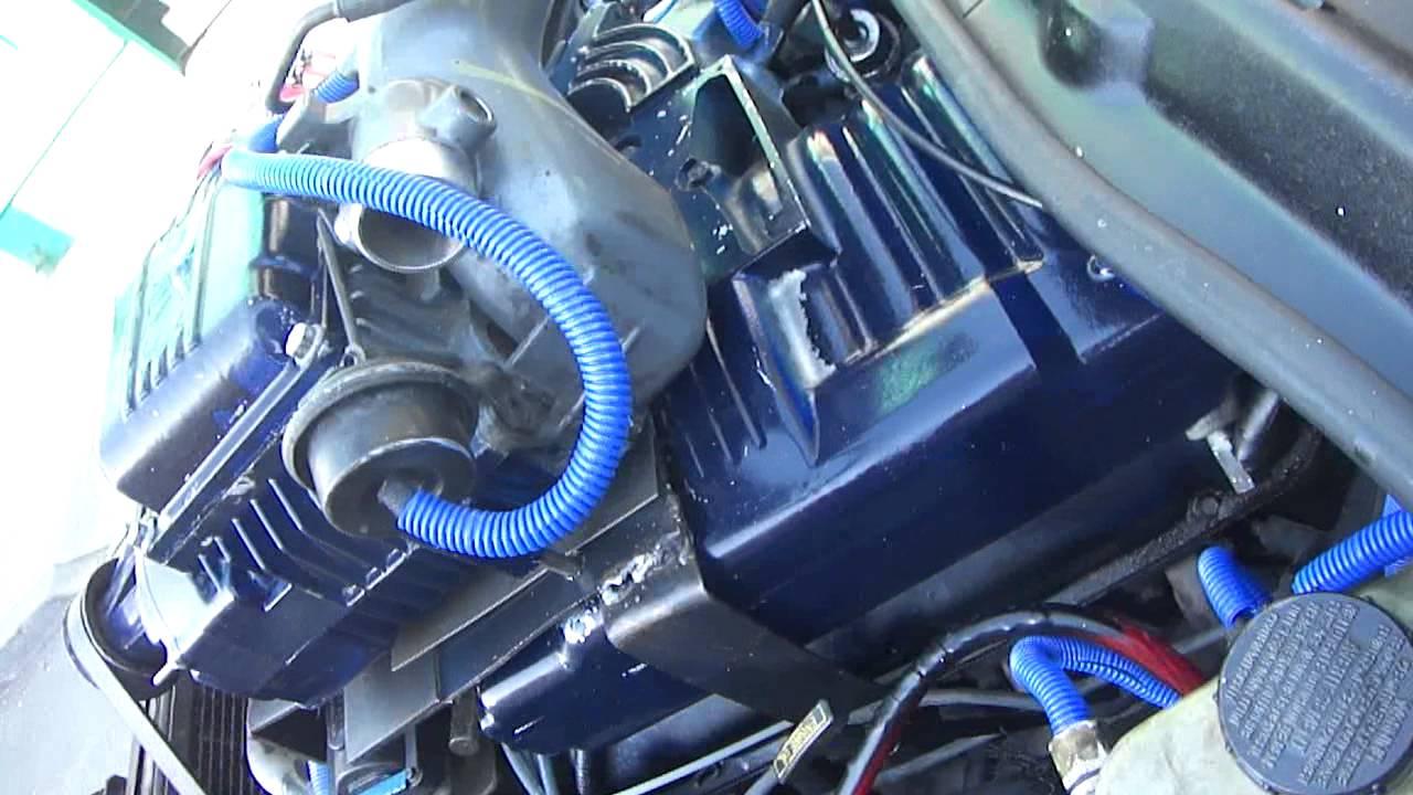 Super cargador eaton en un 5 0 thunderbird lx super for Auto knight motor club