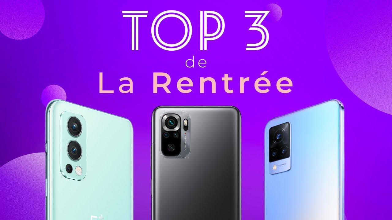Download Les 3 MEILLEURS SMARTPHONES de Frandroid (Septembre 2021)