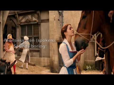 Beauty and the Beast - Belle LYRICS