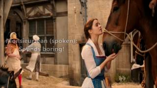beauty and the beast belle lyrics