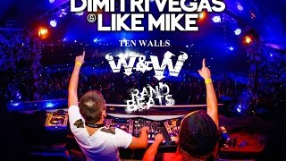 DIMITRI VEGAS&LIKE MIKE vs TEN WALLS - SPELLING NAMES INTRO ACAPELLA (V.2) vs WALKING WITH (RBM)