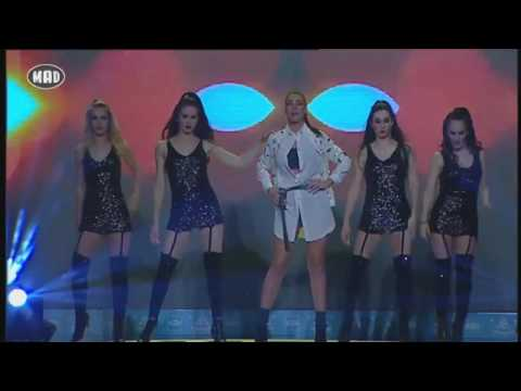Choreography by Billy mes for Ivi adamou @ mad walk cy