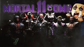 Mortal Kombat 11 Kombat Pack – Official Roster Reveal Trailer SPAWN, TERMINATOR, JOKER! | REACTION