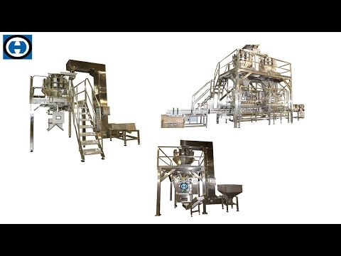 Ohlson Packaging - Industrial Packing Equipment