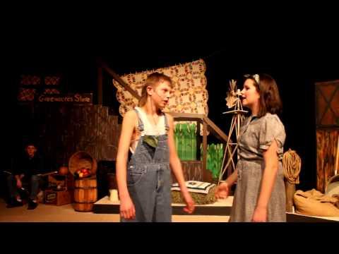 Sage Grover, Plainview Elgin Millville Junior Varsity Drama Club