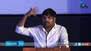 Actor Sathish Comedy Speech At Boomerang Audio Launch - FullOnCinema
