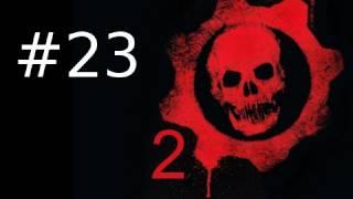 Gears Of War 2 Walkthrough With Sp00n Part 23: Fishie Boss