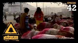 Zang-e-Khatar - SE- 4 - EP-42 / زنگ خطر - فصل چهارم - قسمت چهل و دوم