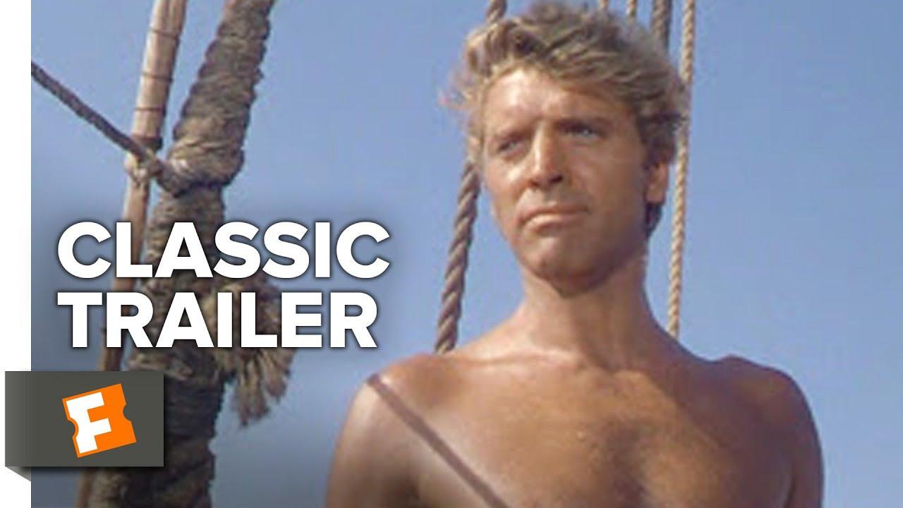 The Crimson Pirate (1952) Official Trailer - Burt Lancaster Swashbuckler Adventure Movie HD