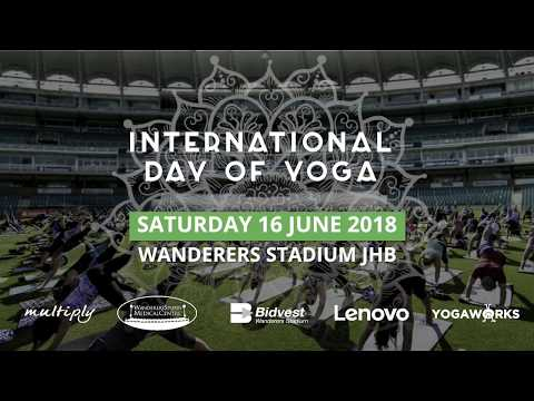 Yoga Works Presents: International Day of Yoga