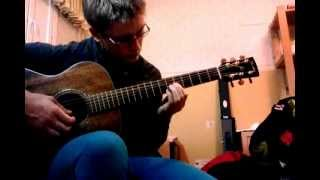 Pariisin Kevät - Kesäyö (Acoustic Guitar)